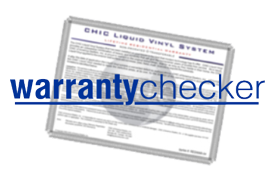 CHIC Advanced Coating has the best warranty in the business.  Call us for details.