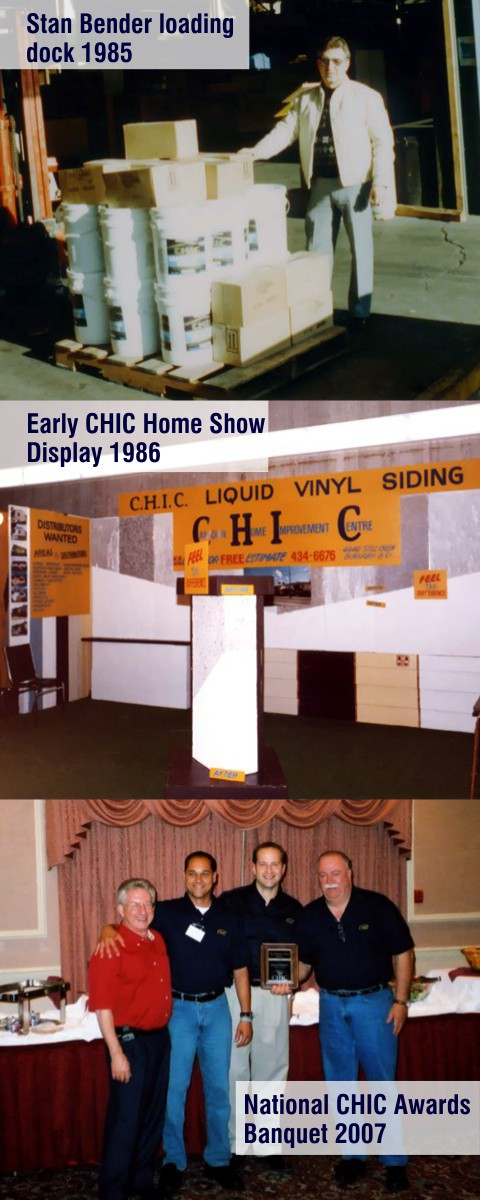 Stan Bender founded CHIC in 1984