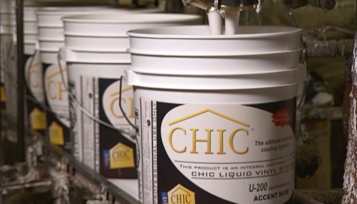 CHIC Liquid Vinyl is only available as an applied coating by one of our Authorized Dealers.